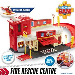 Fireman Sam Fire Station Die