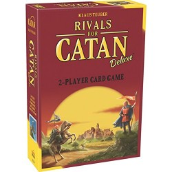 Catan Studios CN3134 Rivals for Catan Deluxe Game