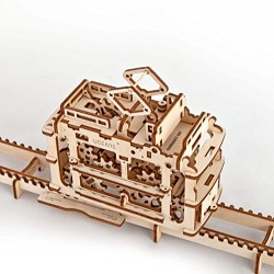 UGears Tram construction kit