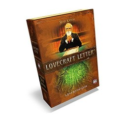 Alderac Entertainment Group AEG5123 Lovecraft Letter Card Game