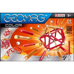 Geomag Colour Set (64 Pieces)