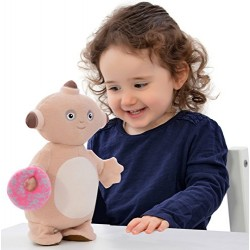 In the Night Garden Makka Pakka Walking Soft Toy