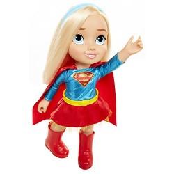 DC Super Hero Girls Supergirl Toddler Girl Doll