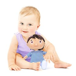 KD Toys LB8148 Little Baby Bum Mia Musical Plush Toy