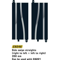 Scalextric C8246 Side Swipes 350 millimetre 1