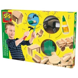 SES Creative Woodwork Set