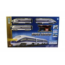 Goldlok 09625 Hyper Express Battery Powered Train Set