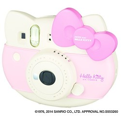 Instax Hello Kitty Camera with 10 Shots