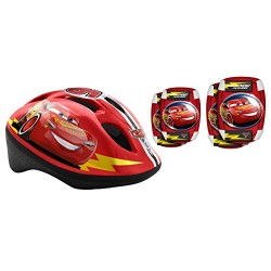 Stamp c893507 Helmet + Knee + Elbow Chair, Red