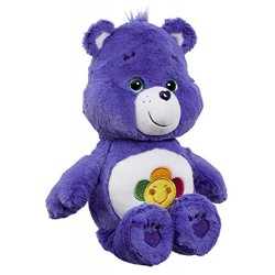 Care Bear Harmony Bear Medium Plush Toy with DVD