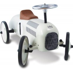 Vilac Metal Car (White)