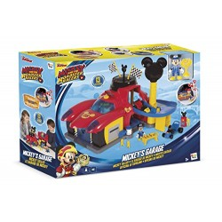 Mickey Roadster Racers Garage