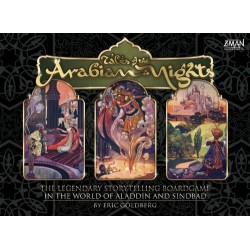 Tales of the Arabian Nights Board Game