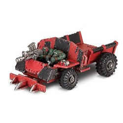 Revell 00084 Warhammer 40000 Space Ork Trukkboyz Build and Paint Set