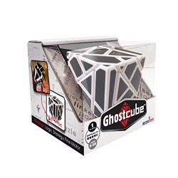 Mefferts 501238Puzzle Best Ghost Cube 3D Puzzle in an attractive gift box from 7years