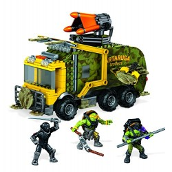Ninja Turtles Battle Truck Mega Bloks