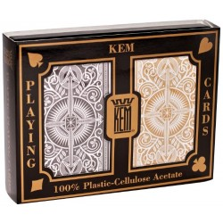 Kem Arrow Wide Jumbo Index (Black/ Gold)