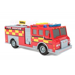 Tonka 07762 Mighty Fleet Fire Engine