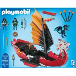 Playmobil 5481 Dragons Dragon Battle Ship