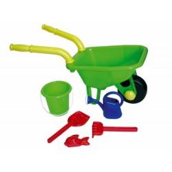 Wheelbarrow & Tool Play Set