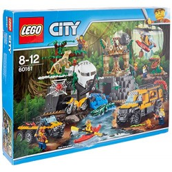 LEGO UK 60161 Jungle Exploration Site Construction Toy