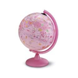 Tecnodidattica Zoo Illuminated Children's Globe