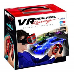 VR Entertainment 49400 Real Feel Virtual Reality Car Racing Gaming System