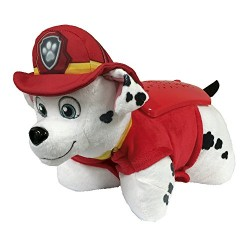 Pillow Pets Paw Patrol Marshall Dreamlite Plush Toy