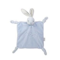 Kaloo Perle Doudou Knots Rabbit (Blue)