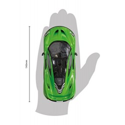 Scalextric C3756 McLaren P1 Car, Green