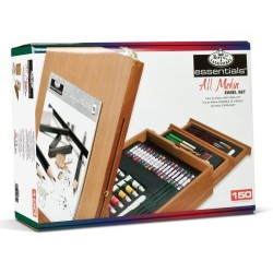 Royal & Langnickel All Media Easel Artist Set (150Piece)