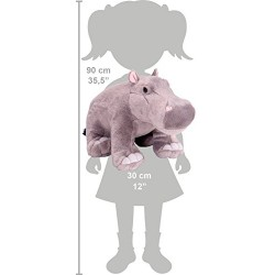 Wild Republic Europe 30 cm Cuddlekins plush Hippo