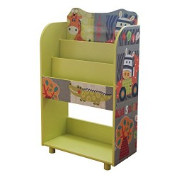 Liberty House Toys TF4802 Kid Safari Bookshelf