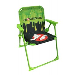 OZBOZZ SV12792 Ghostbusters Folding Deck Chair