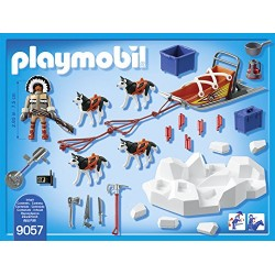 PLAYMOBIL 9057 POOLREIZIGERS M