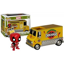 Deadpool's Chimichanga Truck