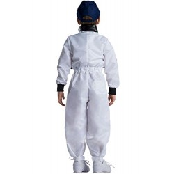 Dress Up America Attractive White Astronaut Space Suit For Kids