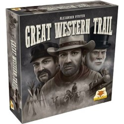 Plan B Games PBGESG50090 Great Western Trail Game