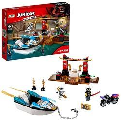 LEGO UK 10755 Zane's Ninja Boat Pursuit Building Block