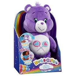 Care Bear Hug and Giggle Share Bear Plush