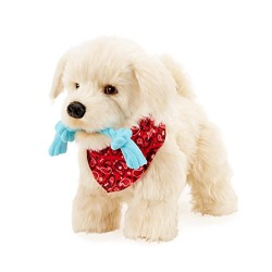 Georgie Interactive Puppy Toy