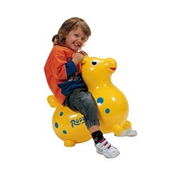 Gymnic Rody Hopping Horse Toy (Yellow)