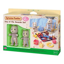 Sylvanian 4870 Families Day at The Seaside Set