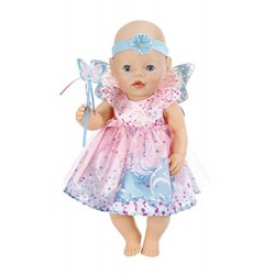 Zapf Creation BABY born® Doll's Wonderland Sparkle Wing Dress 4001167823644