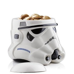 Star Wars Stormtrooper 3D Ceramic Cookie Jar, STAR316