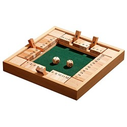 Philos Shut The Box Game (12