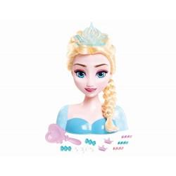 Disney Frozen Elsa Styling Head Toy