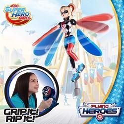 DC Comics Flying Heroes 52389 Harley Quinn Toy