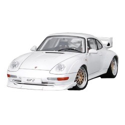 Tamiya 24247 Model Car Porsche GT2 at 1