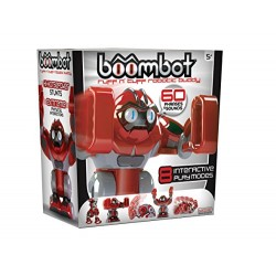 Boombot The Extreme Humanoid Robot